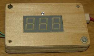 Готовый термометр