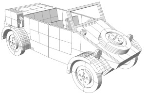 Модель Kubelwagen